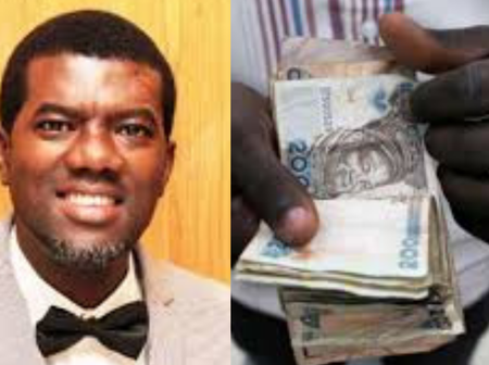 'Make A Lot of Money But Make It Legally'- See Reason Why Reno Omokiri Gave Such Advice