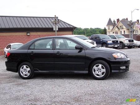 No Ifs, No Buts: The 2006 Corolla