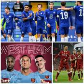 Top 4 Race: Chelsea's Remaining EPL Matches Compared To West Ham And Liverpool