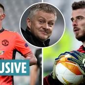 De Gea ruled out as Henderson is set for United game runs
