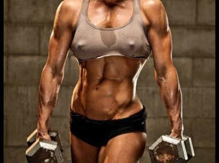 Some Intresting Facts You have to know about female bodybuilders
