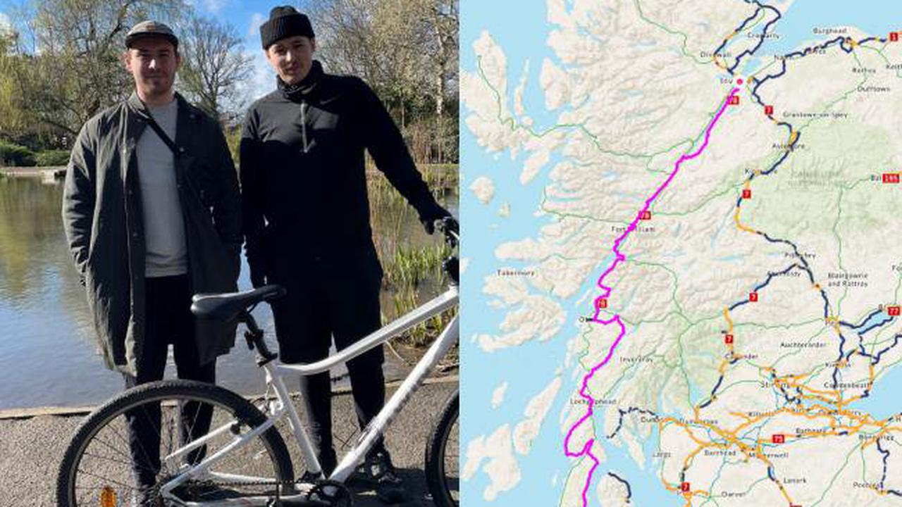 Glasgow friends challenge public perception of refugees