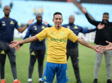 Mamelodi Sundowns Top Five Highest Paid Players According To www.Transfermarkt.co.za