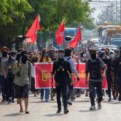 Birmanie: les manifestations s'intensifient malgré la répression de l'armée
