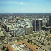 Dodoma The Capital City Of Tanzania.