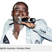 Age Is A Club, I Can Choose Not To Join - Amakye Dede