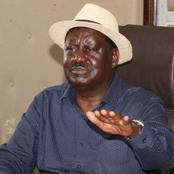 Opinion: Raila Odinga Now Ruling The Government Indirectly