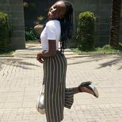 Happiness Spree: Akothee Celebrates Her Daughter For Doing This