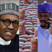 Reactions trail as Twitter users laud Buhari for a job well done