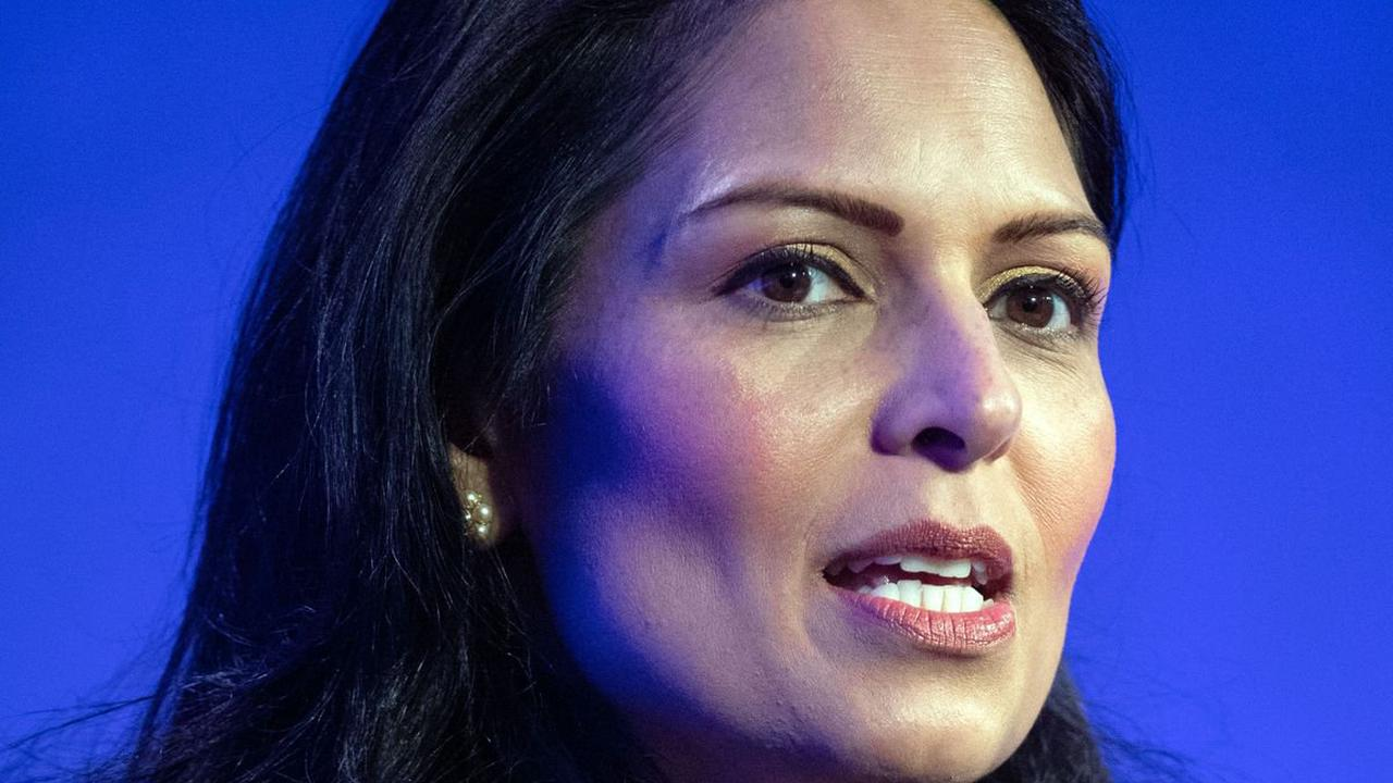 Unite leadership candidate suspended by Labour over Patel tweet