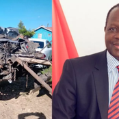Good God! Raphael Tuju Gives Amazing Progress of His Health Following Last Year's Grisly Accident