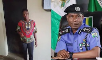 Police busts baby factory in Nigeria where pregnant ladies are kept