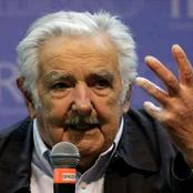 Uruguay's Former President, José Mujica Gives Out $12,000 Of His Monthly Salary To Charities