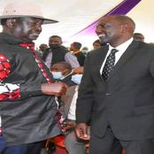 OPINION:Why Raila Ruto Coalition Might Not Be Successful