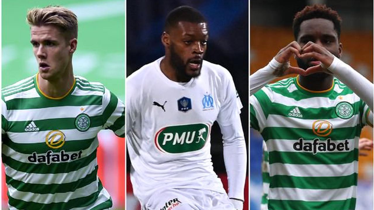 Celtic could have £60m to spend in the summer if they sell key stars