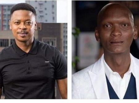 Zolisa Xaluva or Warren Masemola? Fans are made to choose between these two