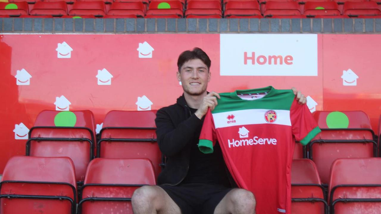 The inside track on new Walsall signing Jack Earing