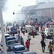 Pictures and Videos, See the destruction caused to Durban after yesterdays attack on foreigners.