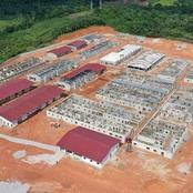 Aboisso : lLes travaux du futur Centre Hospitalier Régional (CHR) avancent à grand pas
