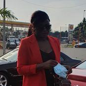 Après les résultats de le cei locale, Fleur Aké M'Bo fait preuve de maturité et de sagesse