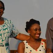 Chimamanda Adichie looses mom. See 5 beautiful photos of herself and her mom.