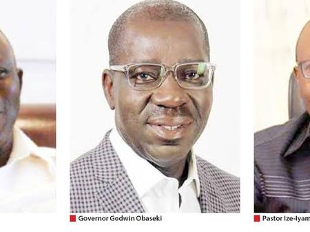 'I Was a Member of Pyrates Confraternity But I Did Not Pour Anyone Acid in School' - Obaseki