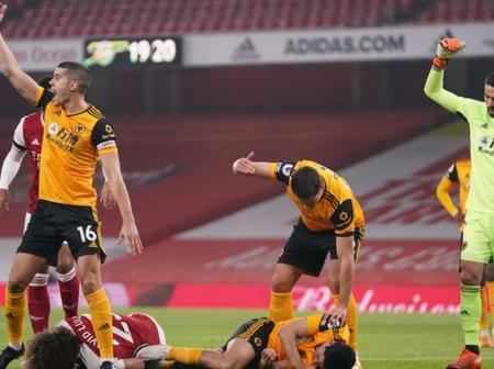 Breaking: Wolves Reveals Extend of Raul Jimenez's Head Injury