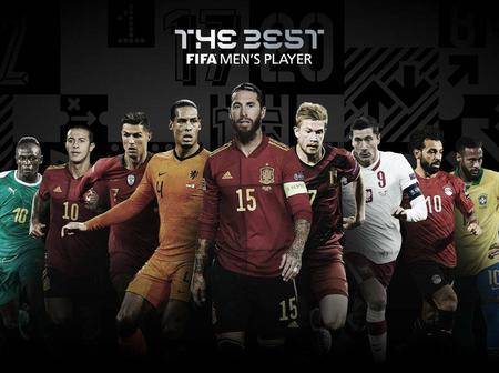 Messi, Ronaldo & Lewandowksi Included As FIFA Announces Final Nominees For 'The Best' Awards.