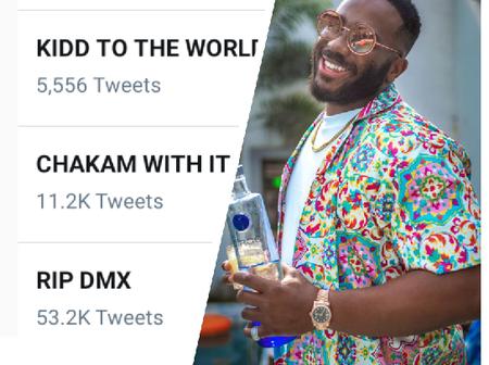 See why Kiddwaya is trending on Twitter