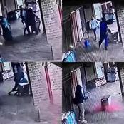 Watch : CIT Robbery gone wrong in Bloemfontein.