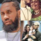 Lovely Photos of Nigerian Rapper Phyno, His Mother And Siblings