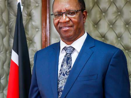 Interior Ps Karanja Alleged Move Over Mike Sonko's Claims