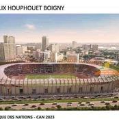 Démarrage des Travaux du futur stade FHB : découvrez l'état d'avancement des travaux