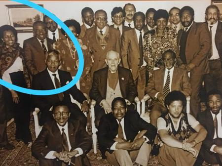 Opinion: Old Pictures of ANC Members that Where Thought by the British Royal Family See Them