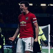 Harry Maguire Is Confident Manchester United Can Beat Chelsea At Stamford Bridge