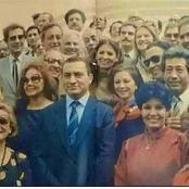 حكايات مبارك والفنانين..تسبب في إغماء يسرا وغضب من شهيرة بسبب محمود ياسين