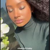 Photos : Billionaire Daughter Temi Otedola Stuns In New Photos