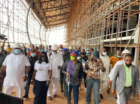 Senator Uche Ekwunife Speaks On New Anambra Airport, Commends Obiano.