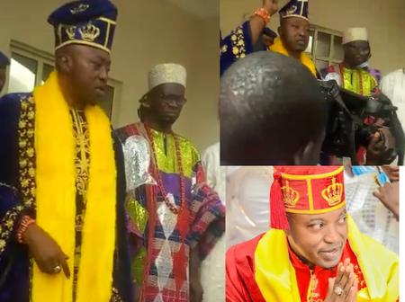 Yoruba Enemies Are The Ones Agitating for Yoruba Nation, Nigeria is not dividing- Oluwo (Video)