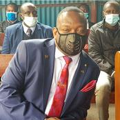 Mike Sonko's Message To The Church Which Prayed For Him While In Castody