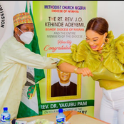 Tonto Dikeh appointed an ambassador of peace building by the NCPN