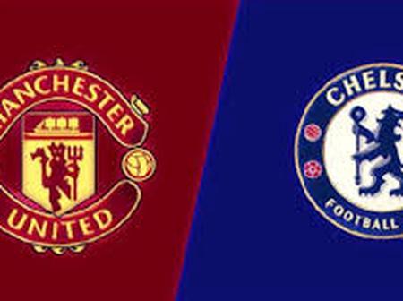 Manchester united v Chelsea: bad news for Manchester united FC.