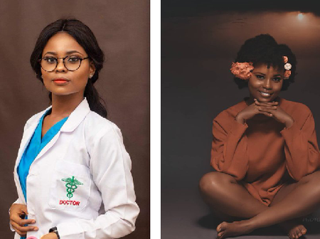 Female Doctor Who Graduates With 8As, In Surgery, Pathology, O&G, Anatomy And More