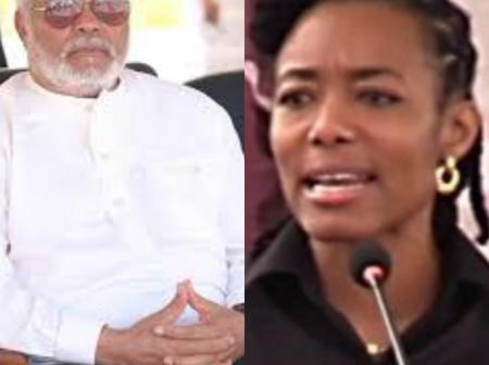 They Want To Put Me Before Court Over Your Lagacy Daddy - Zanetor Rawlings Hints