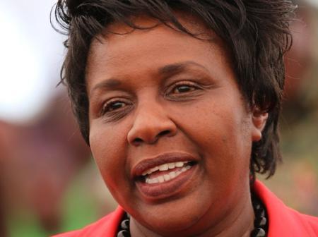 Joyce Laboso: Auctioneers Knocking on sh100 Million Inheritance Drama!