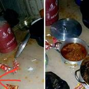 Nigerian Man Praises Women As He Shares Pictures Of His Kitchen After Cooking A Pot Of Stew