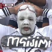Death Be Not Proud! See Pictures Of Mgijimi's Funeral. Pirates SuperFan