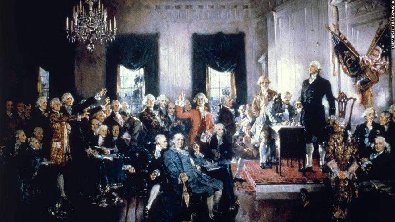 Opinion: What the Founders would say about mass shootings