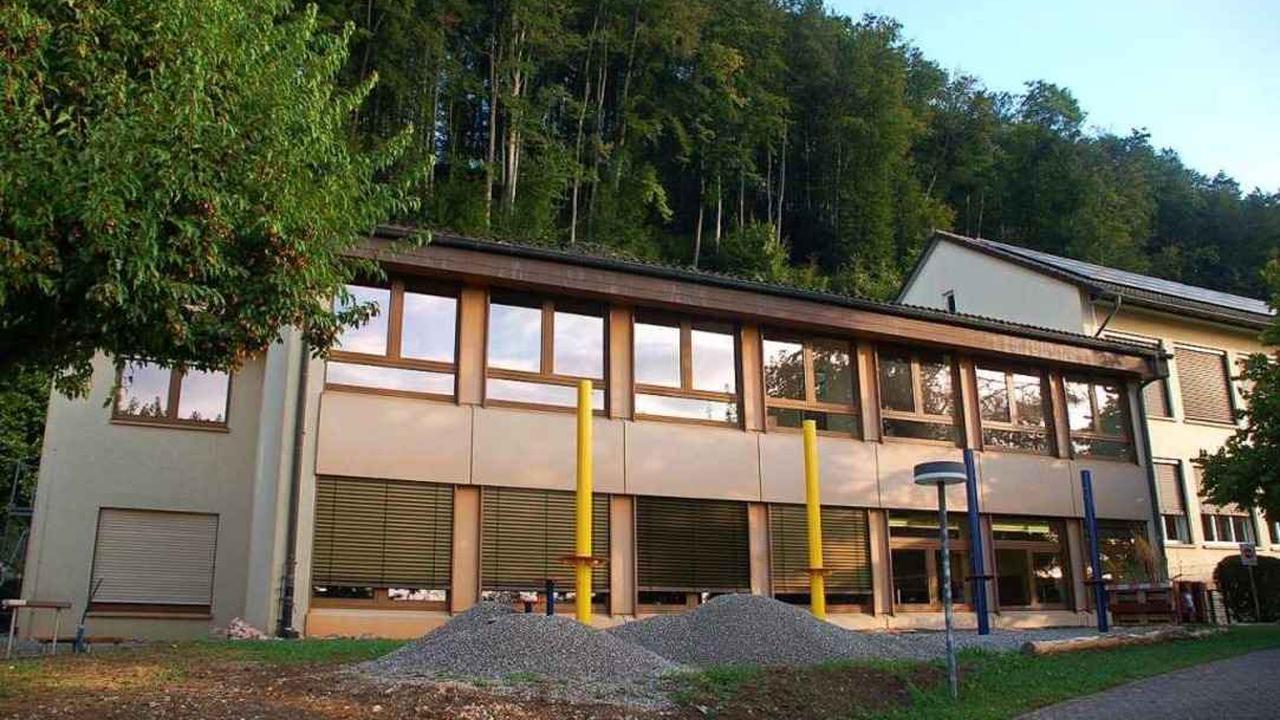 Mehr Platz für den Katholischen Kindergarten in Schwörstadt