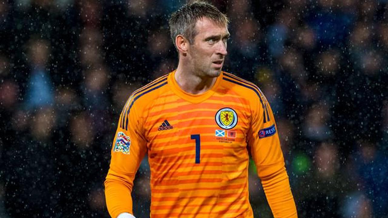 Allan McGregor's dazzling Rangers form prompts Scotland recall thinking